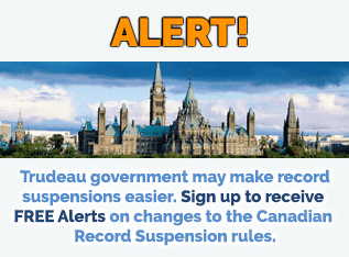 Free Record Suspension Rules Alert