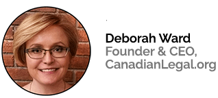 Deborah Ward. We believe in you.