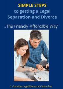 Separation Agreement Cover
