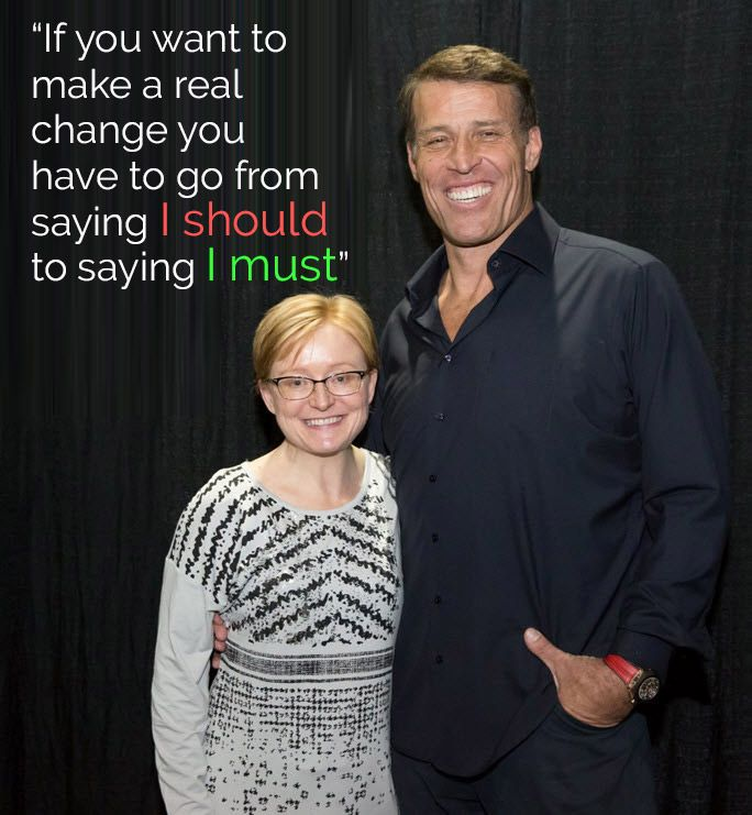 Debbie and Tony Robbins - Optimized