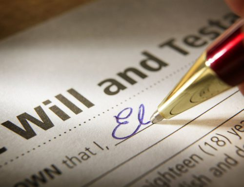 Top 10 Reasons You Should Get a Will