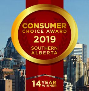 Consumer Choice Award 2019 14 Year winner